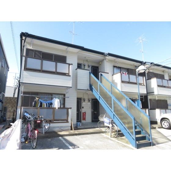 横浜市鶴見区,2K