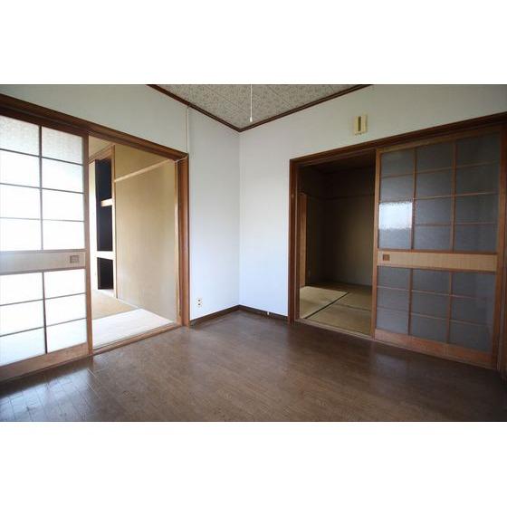 山口県山口市  矢原駅  末永アパート 2階   3DK  49.34㎡