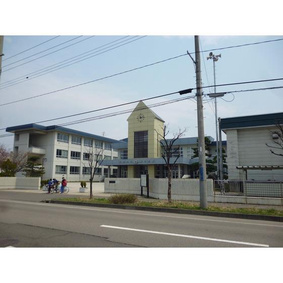 弘前市立東中学校