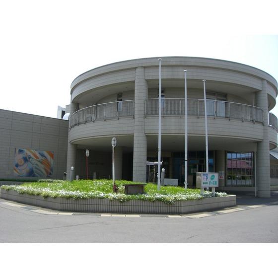 藤崎町図書館大夢