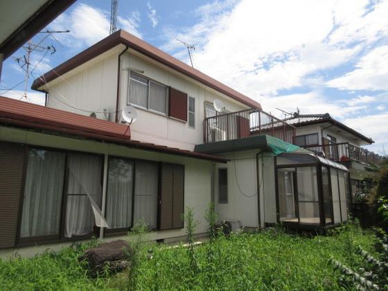 富士見町時沢 中古住宅