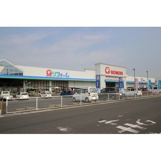 コメリホームセンター津山店