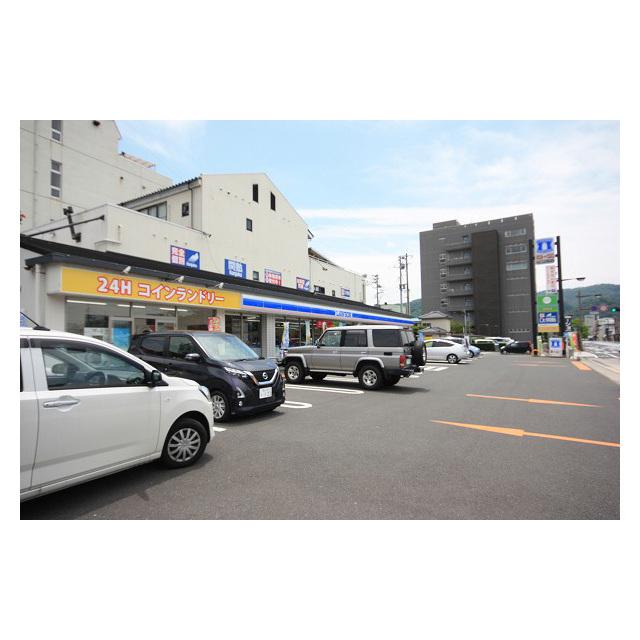 ローソン津山田町店