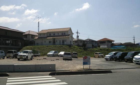 城ケ丘山縣駐車場