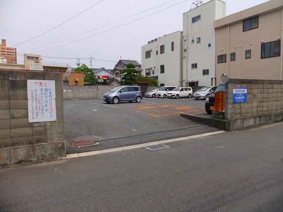 都町浅海駐車場